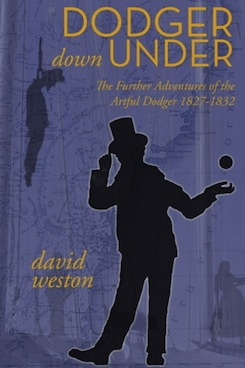 Dodger Down Under: The Further Adventures of the Artful Dodger