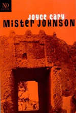 Mister Johnson:  A Bruce Beresford film starring Pierce Brosnan with a screenplay by William Boyd
