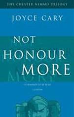 Not Honour More