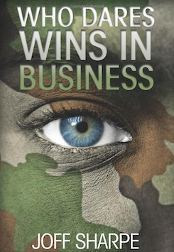 Who Dares Wins in Business: Doing business the SAS way